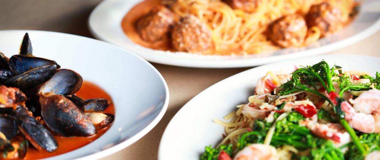 Main Dishes at Carmine's